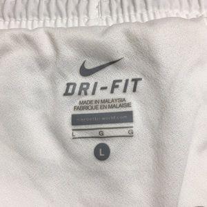 Nike Shorts - White Nike Dri-fit Shorts